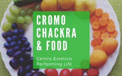 Corso di Cromo Chakra & Food Roma