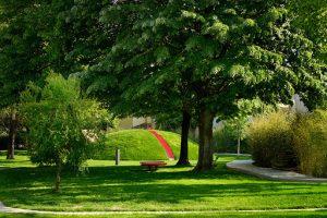 giardino pubblico corso manutenzione del verde roma