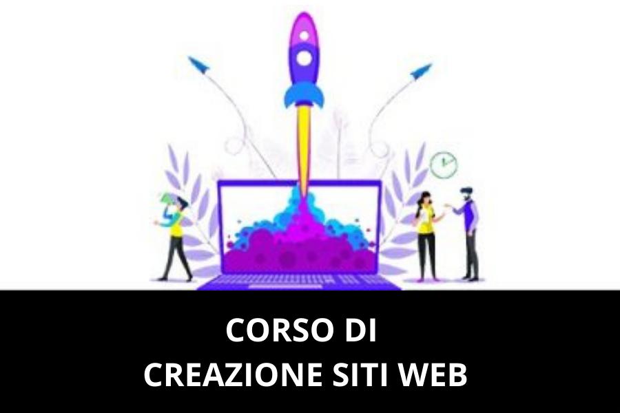 CORSO DI CREAZIONE SITI WEB