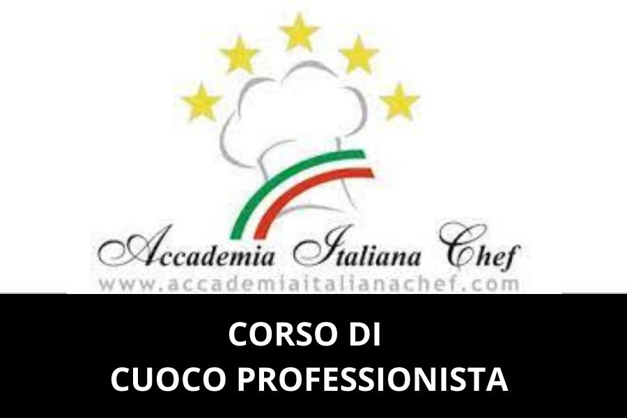 CORSO DI CUOCO PROFESSIONISTA